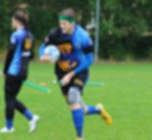 USI Kurs, Quidditch, Wien, Handball