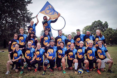 Quidditch Wien, Team, Freunde, Club