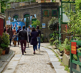 Retracing London's Drovers Roads