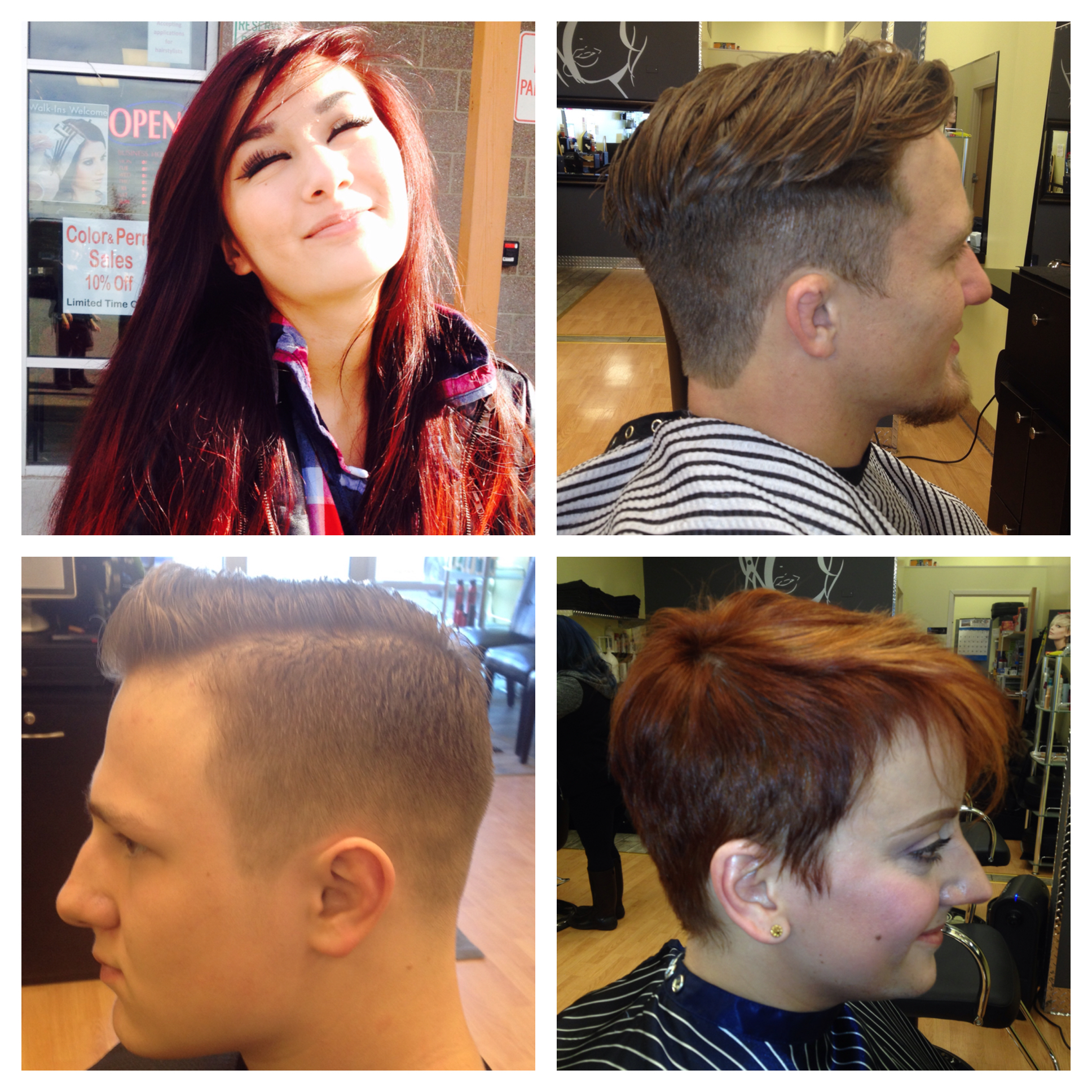 Men And Womens Haircut Salon Anchorage Ak Proper Cuts