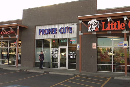 Proper Cuts hair salon in Anchorage AK