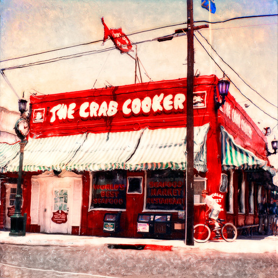 CRAB COOKER NEWPORT BEACH