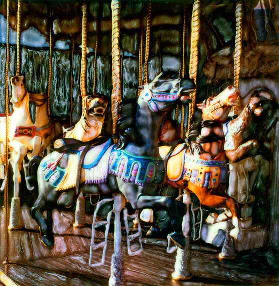 FASHION ISLAND CAROUSEL #1