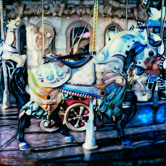 FASHION ISLAND CAROUSEL #3