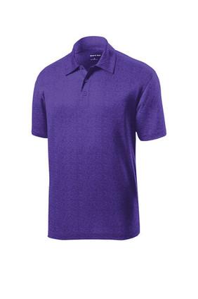 Varsity Purple Heather