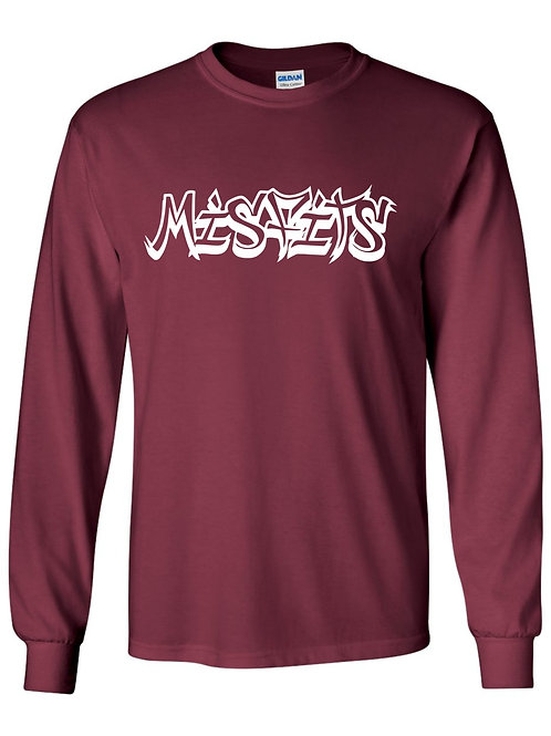 Misfits Softball Long-Sleeve T-Shirt