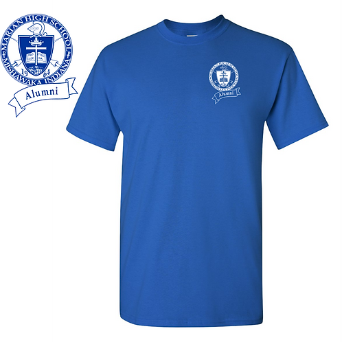 Alumni Short Sleeve T-shirt (Traditional Logo)