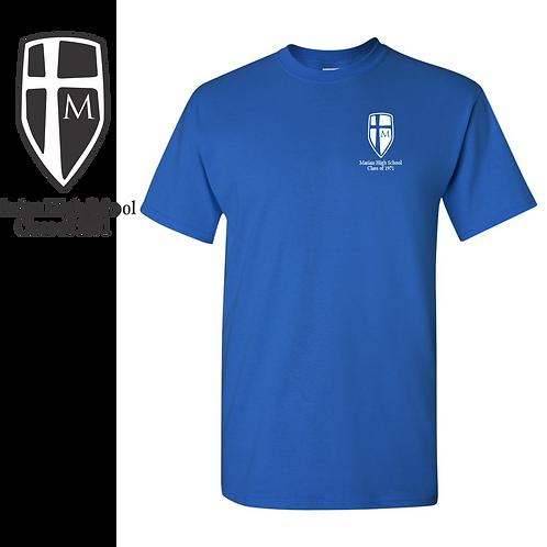 Class of 71 T-shirt (Shield Design)