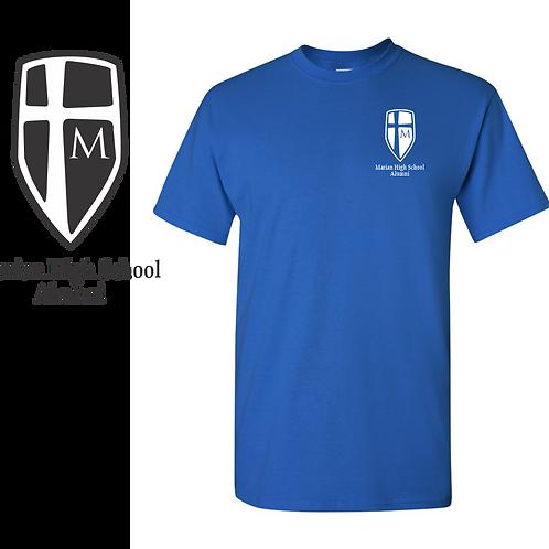 Alumni Short Sleeve T-shirt (Shield Logo)