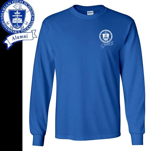 Alumni Long Sleeve T-shirt  (Traditional Logo)