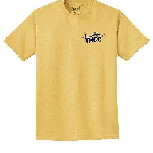 THCC Adult Beach Wash Short-Sleeve T-Shirt