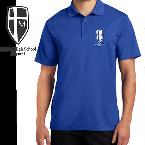Alumni Polo (Shield Logo)