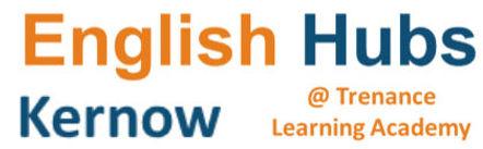 kernow english hub at trenance learning academy