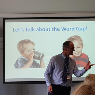 Conference regarding the Word Gap