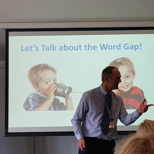 Conference regarding the Word Gap