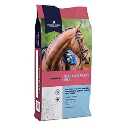Dodson & Horrell 16 Plus Mix Senior Horse Feed 20Kg