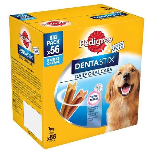 Pedigree Dentastix Large 56 Sticks