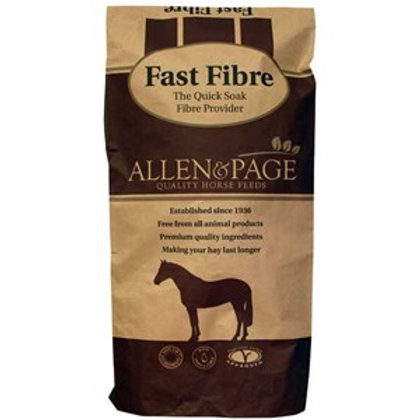 Allen & Page Fast Fibre Horse Feed 20 kg