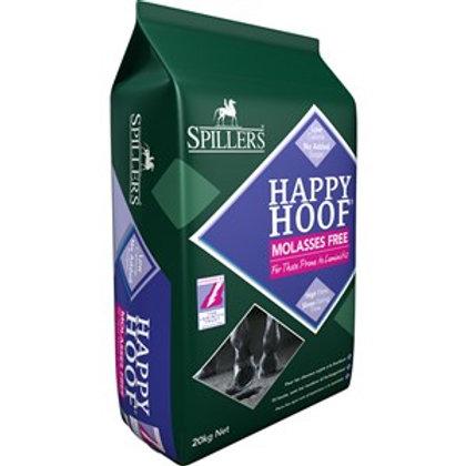 Spillers Happy Hoof Molasses Free 20kg