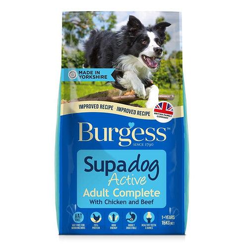 Burgess Supadog Active 15kg
