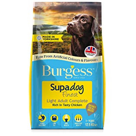 Burgess Supadog Light 12.5kg