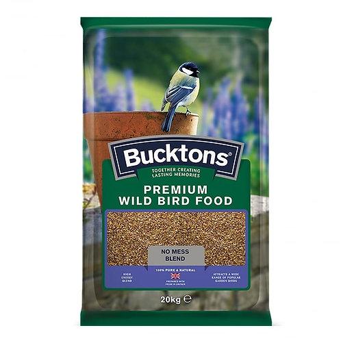 Bucktons Premium Wild Bird Seed 20kg