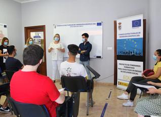 El Ayuntamiento de Andújar comienza una nueva formación de 60 horas de Aplicación de Plaguicidas y P