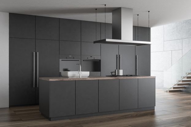 For unique and spectacular kitchens