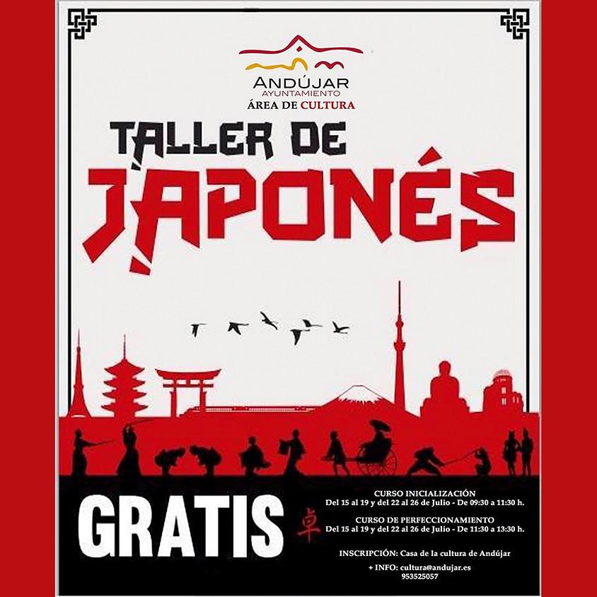 Taller de japonés