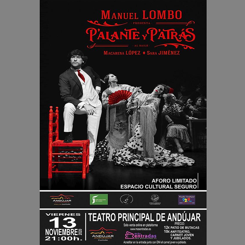 P'alante y P'atrás de Manuel Lombo