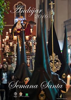 Cartel de Semana Santa. Andújar 2016