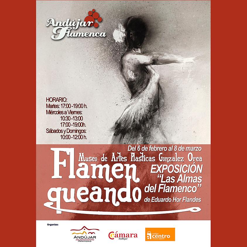 Flamenqueando. Exposición