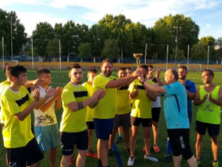 Primer Campeonato de fútbol 7
