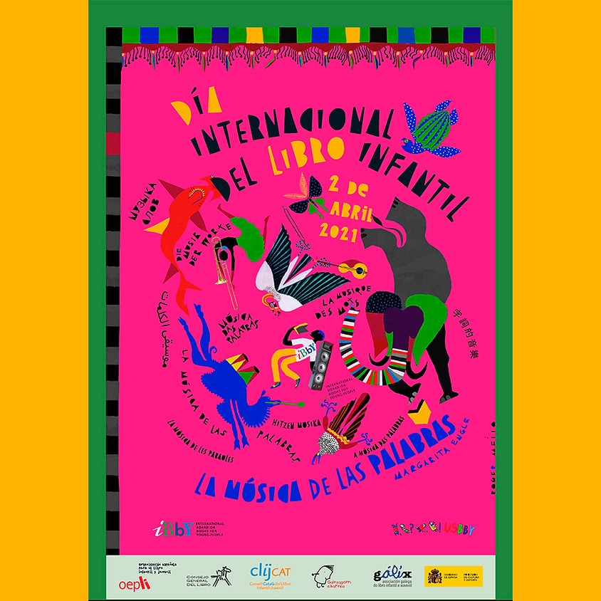Día Internacional de Libro Infantil