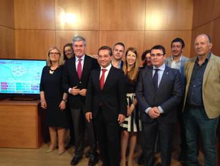 Andújar recibirá 5 millones de euros a través de fondos europeos para proyectos de desarrollo urbano