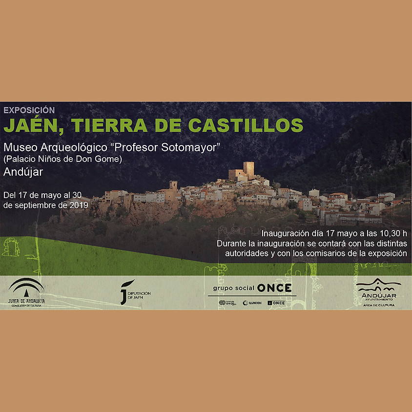 """Exposición """"Jaén, tierra de castillos"""""""