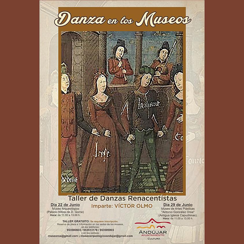 Danza en los Museos