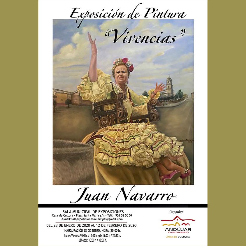 """Exposición de pinturas """"VIVENCIAS"""""""