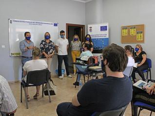 Prosigue la apuesta por la regeneración social y la inserción laboral en el polígono Puerta de Madri