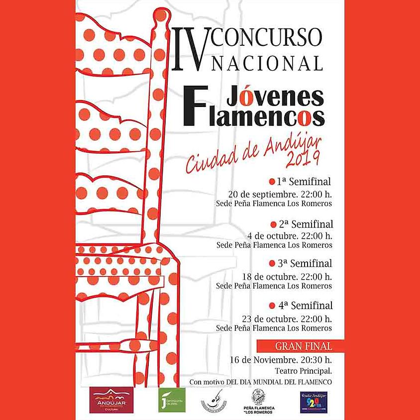 IV Concurso Nacional de Flamenco