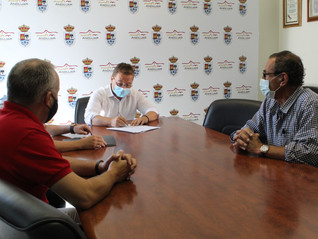 El Ayuntamiento de Andújar mejora el alumbrado público en diferentes zonas de Andújar de acuerdo con