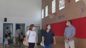 Comienza la Escuela de Verano de Garantía Alimentaria con todas las medidas de limpieza y prevención