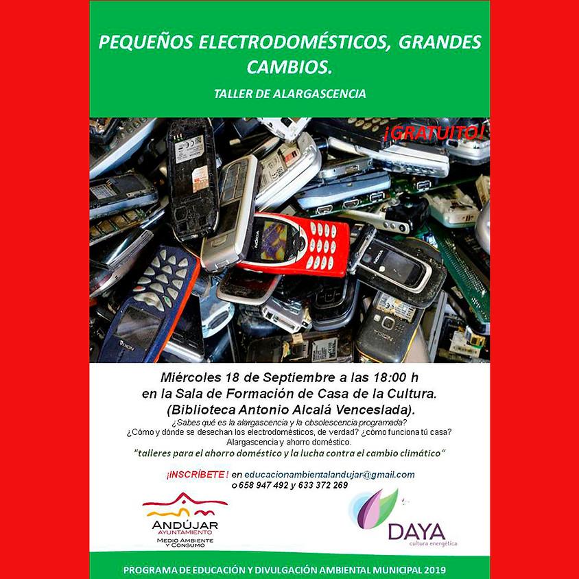 Grandes cambios de pequeños electrodomésticos