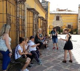 """Visita al museo arqueológico """"Profesor Álvarez de Sotomayor y Casa del Alfarero"""""""
