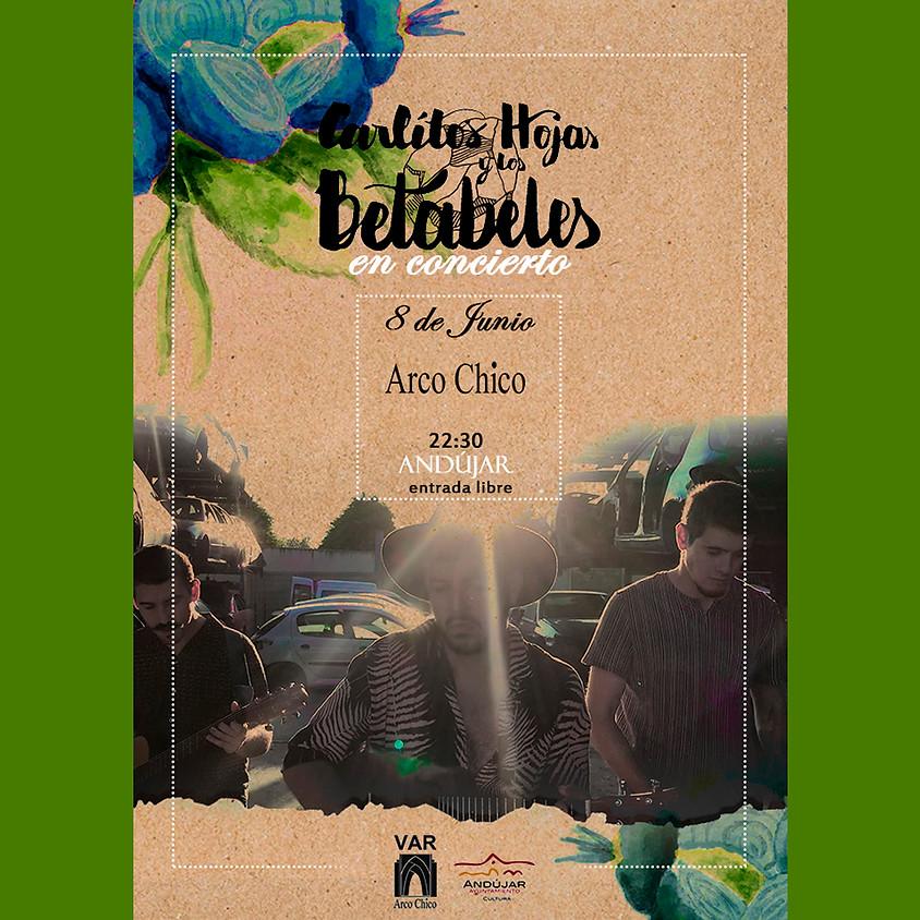 """Concierto """"Carlitos Hojas y los Betabeles"""""""