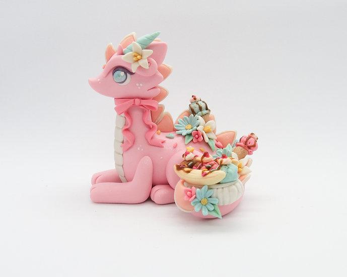 Ice Cream Themed Dragon