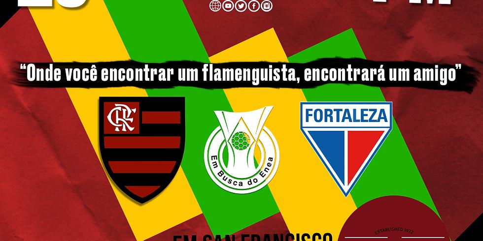 Flamengo x Fortaleza (em San Francisco)
