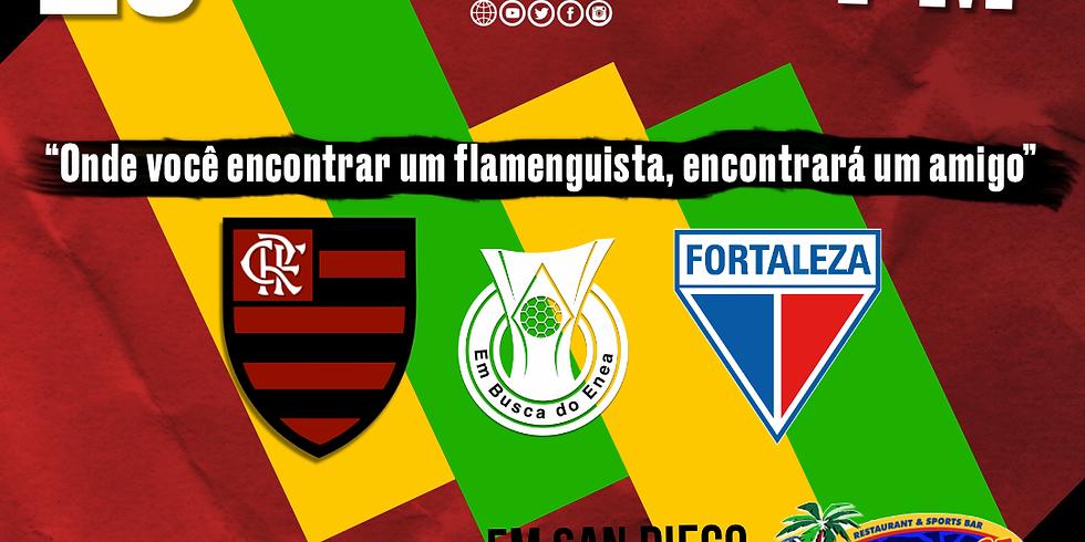 Flamengo x Fortaleza (em San Diego)