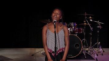 Eboni Cammon recording