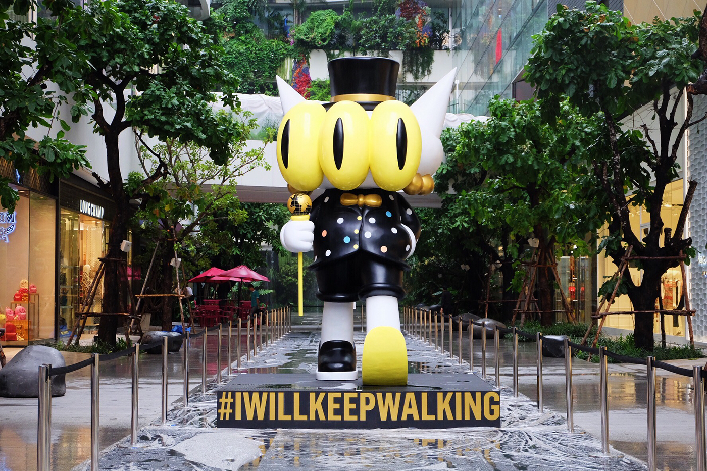 The Walking 3Balls